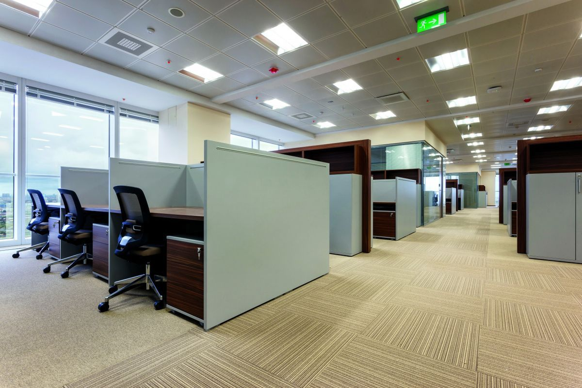 Продажа офисов 1200 кв.м